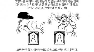 대한민국 소방관의 현실