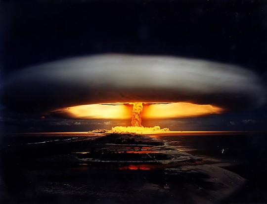잃어버릴게 없어서 핵폭탄을 50개나 잃어버린다니. 뭐라 할 말이 없다.