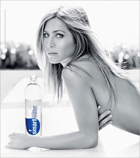 Jennifer Aniston SmartWater 1