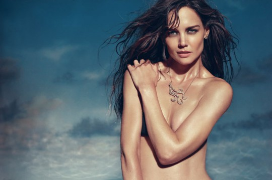 Katie-Holmes-Poses-Topless-for-H-Stern-IRIS-Campaign