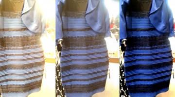 이 드레스는 무슨 색? 개드립 모음