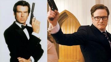 킹스맨에서 오마주된 007 영화 13편