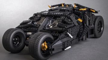 치열한 경쟁의 레고 배트맨 텀블러, 어떻게 사야할까?