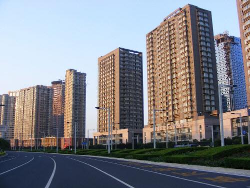 중국의 부동산 거품 후유증은  수많은 유령아파트를 남겼다.