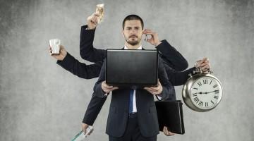 생산적인 사람들의 35가지 습관