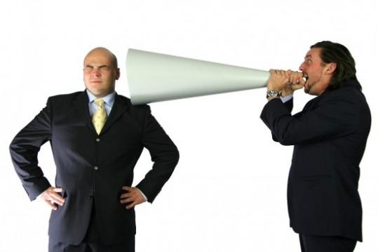귀를 막은 리더는 부하직원을 포기하게 만드는 가장 큰 요소다.