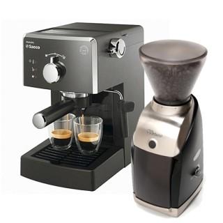 토막상식: 세라믹 재질의 그라인더는 열을 발생시키지 않아 커피맛을 보장해준다.