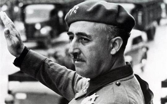 독재자 프랑코