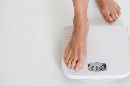 체중계에 너무 집착하면 도리어 체중을 빼기 어렵다. 체중계는 가급적 잊거나 가끔 확인하는 것이 좋다.