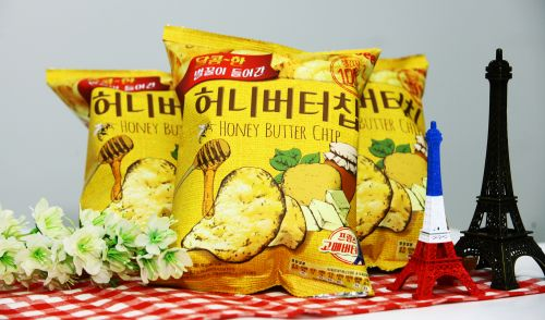 전국민을 꿀빠는 민족으로 바꾸어버린 허니버터칩. 유사상품이 이렇게 무서운 것이다.