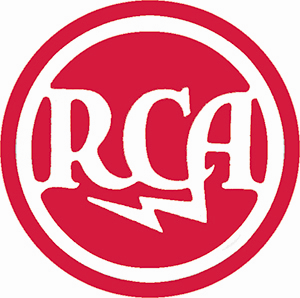 RCA는 라디오 코퍼래이션 오브 아메리카의 약자로 1919년부터 1986년까지 존재한 전자 회사이다.
