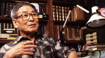 '낙원 일본'을 칭송한 <자유부인>의 작가, 정비석
