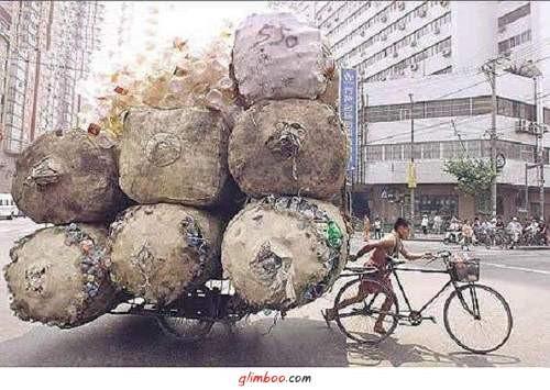 물론 자전거는 위대하니 대륙의 자전거 정신으로 극복 가능하다.