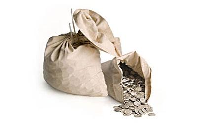 외국 동전은 은행입장에서도 골치다