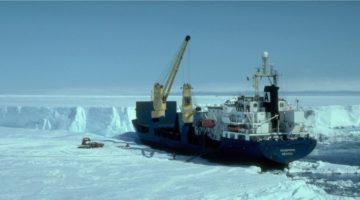 빌딩 35만개만큼의 얼음을 잃은 남극 빙하