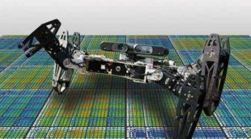 손상을 스스로 극복하는 로봇을 개발하다
