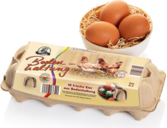닭장에 가둬둔 닭이 낳은 달걀로 개당 0.229 유로