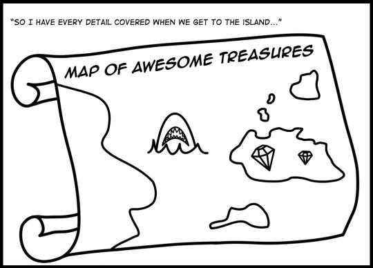 저 섬에 갔을 때 필요한 완벽한 정보를 가지고 있어