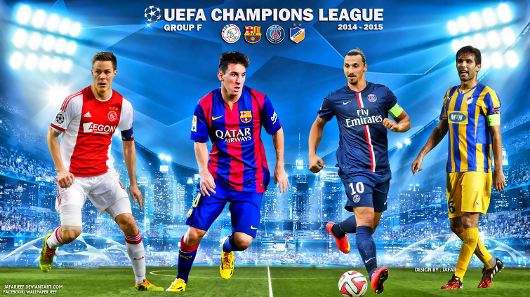 UEFA-Champions-League-2014-15-Group-F-Stars-Wallpaper