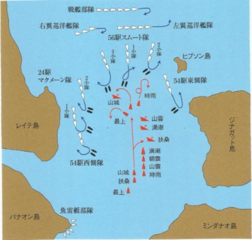 그림 9. 수리가오 해전도