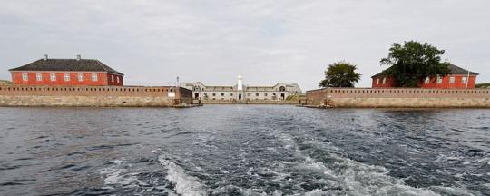 현재도 남아있는 트레크로너 요새입니다.
