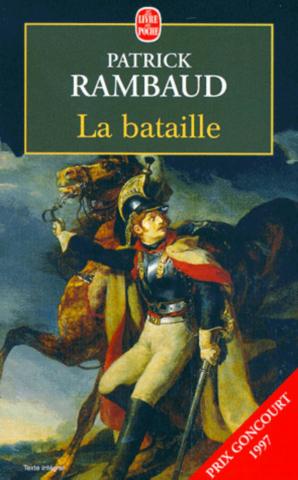 어, 지금 찾아보니 저 파트리크 랭보의 소설 'La Bataille'는 그래도 공쿠르 상 수상작이네요 ?