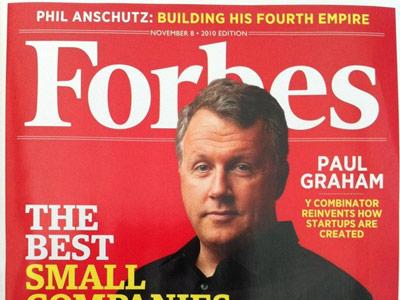 폴 그레이엄은 프로그래머이자, 벤처 기업 투자가, 수필가이다. 리스프에 대한 그의 작업으로 유명하고, 지금은 야후! 스토어가 된 비아웹을 공동 창업한 것으로도 유명하다.