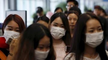 """네이처 """"한국의 메르스 유행은 범세계적 위협이 되지 않을 것"""""""