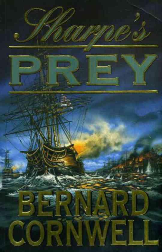 1807년 영국의 덴마크 침공을 그린 Sharpe's Prey 입니다. 이건 Sharpe 시리즈 중 다소 졸작으로 뽑힙니다.