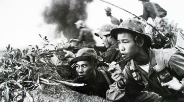 짜빈박 전투, 한국군 치욕의 전사