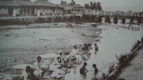 조선시대 한양의 노천 풍경
