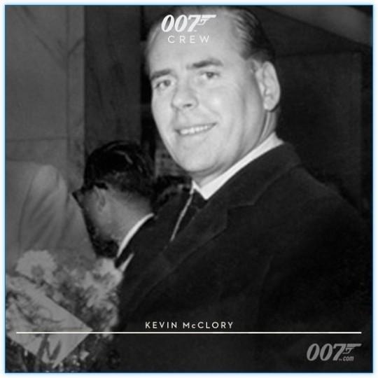 뛰어난 재능에도 불구하고 007 전쟁에 그 재능을 낭비해버린 케빈 맥클로리