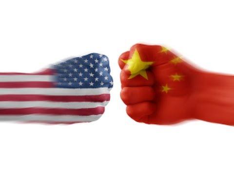요즘 가장 핫한 경쟁구도, 미국 vs 중국