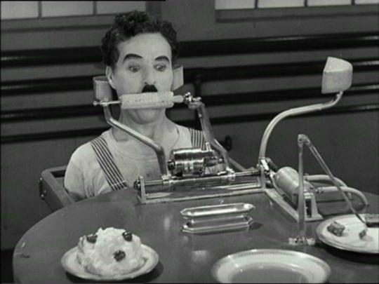 식사시간을 과학적이고 합리적인 방법으로 단축시킨 사례