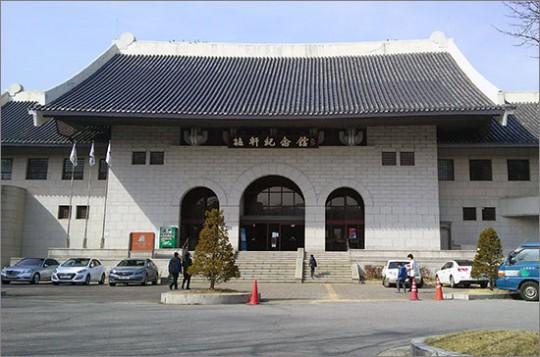 ▲ 정부와 서울시의 보조 없이 어렵게 운영되고 있는 서울 서초구 양재동의 매헌기념관