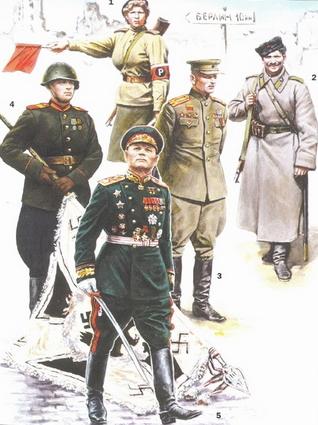 ▲ 당시의 소련군