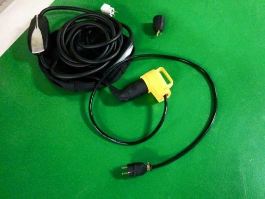 NEMA 14-50 - 220V DIY Adepter