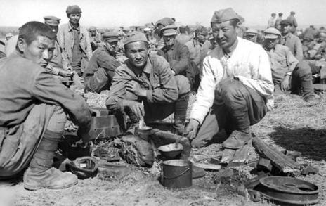 ▲ 당시 소련군의 모습