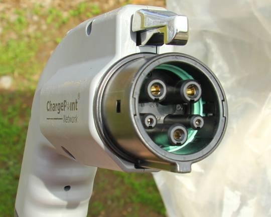 J1772 (Type 1) Plug