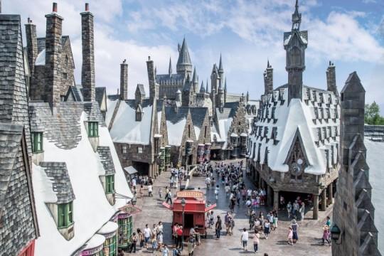 ▲유니버셜스튜디오 위저딩 월드 오브 해리 포터(The Wizarding World of Harry Potter)