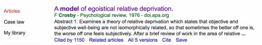 Search by Google Scholar