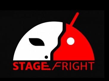 Stagefright 버그 로고. 버그가 좀 심각한 거라서 로고까지 있다.
