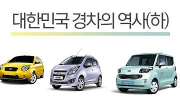 경자동차 이야기: 대한민국 경차의 역사 (하)