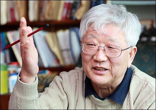 김수행 교수(출처:)