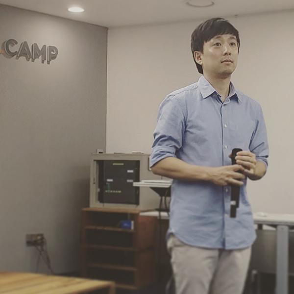 한국에서 폼 잡고 있는 서승환 선생