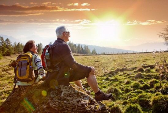Older-Hikers