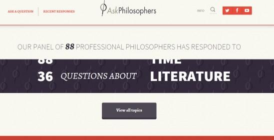 askphilosopher 사이트