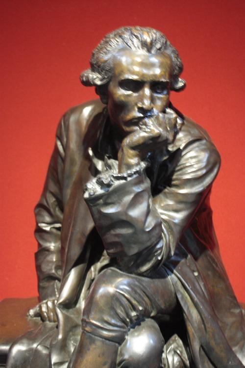 조각상도 있는 과학자, 라부아지에