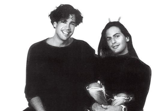 Marc Jacobs의 오랜 파트너 Robert Duffy의 젊었을 적 사진