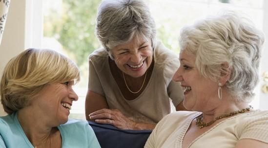 older-women-laughing